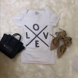 Zoe Karssen T-shirt size XS graphic tee